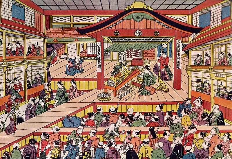 02 Shibai Ukie By Masanobu Okumura 800W