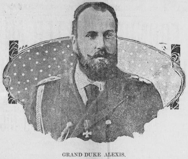 Grand Duke Alexis 800