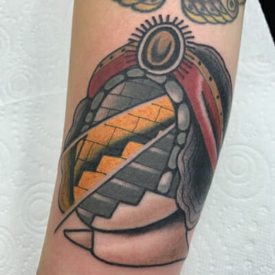 Gypsy Staircase Tattoo