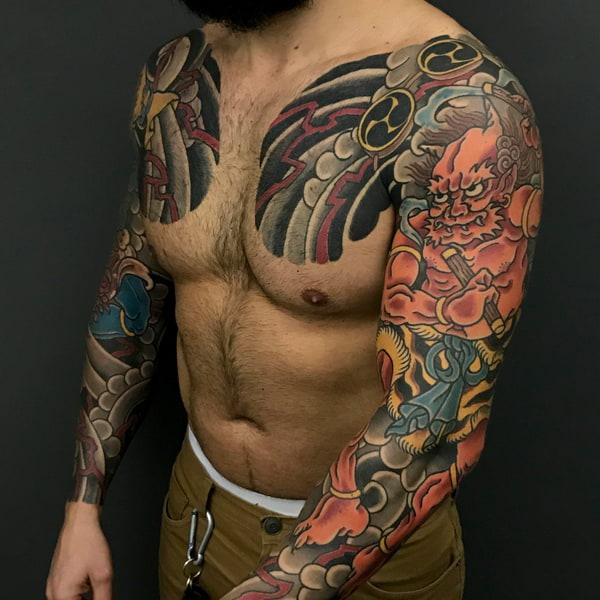 Japanese Sleeve Tattoos Link