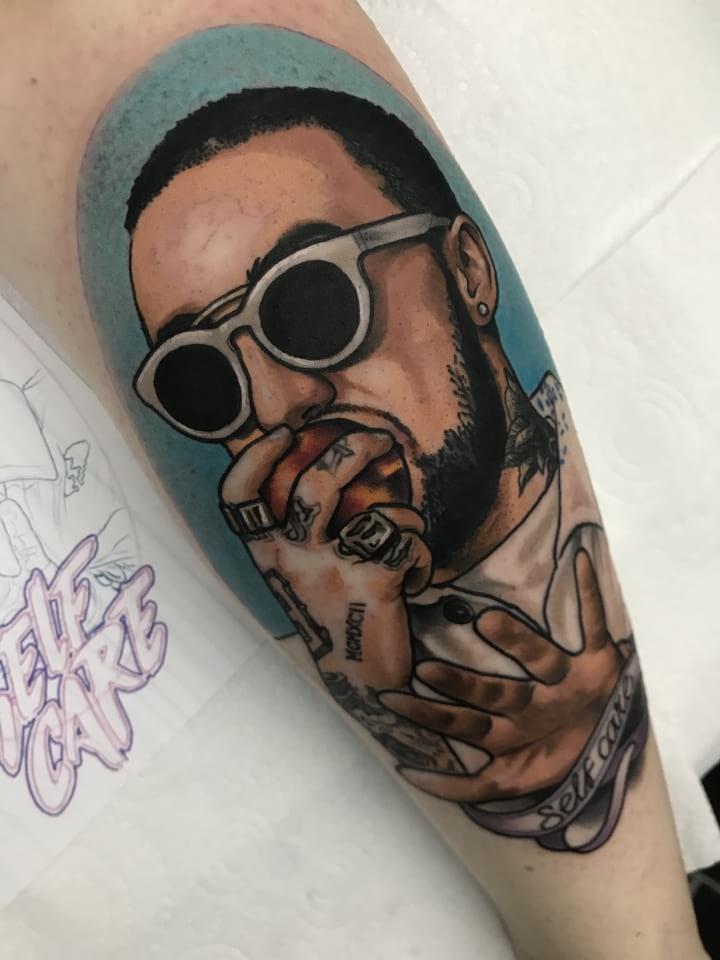 Neo Traditional Tattoo Macmiller