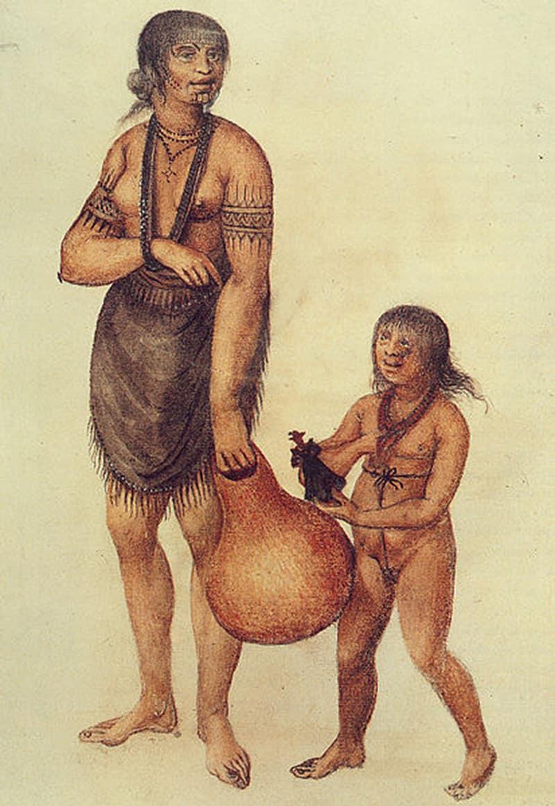 Secotan-Native-Americans-800
