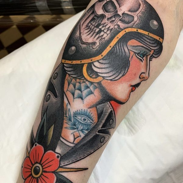 Myles Vear - Tattoo Artist London