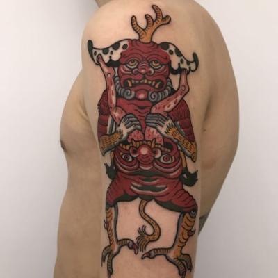 Head First Tattoo