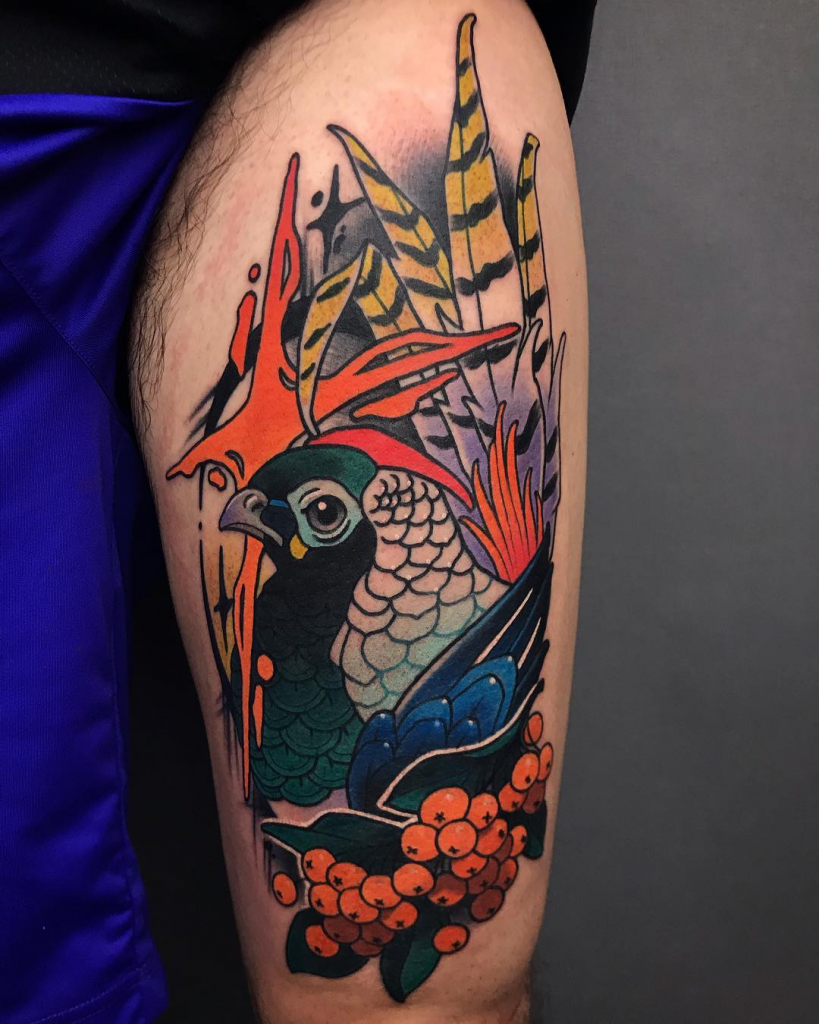 Jack Goks - London Neo Traditional Tattoo Artist