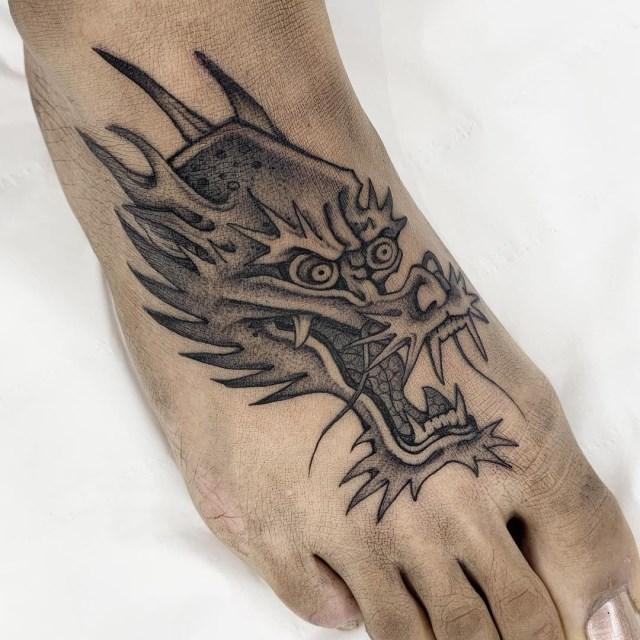 Japanese Dragon Tattoo 06 640W
