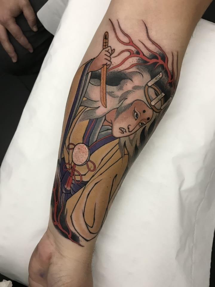 Lady Tattoo