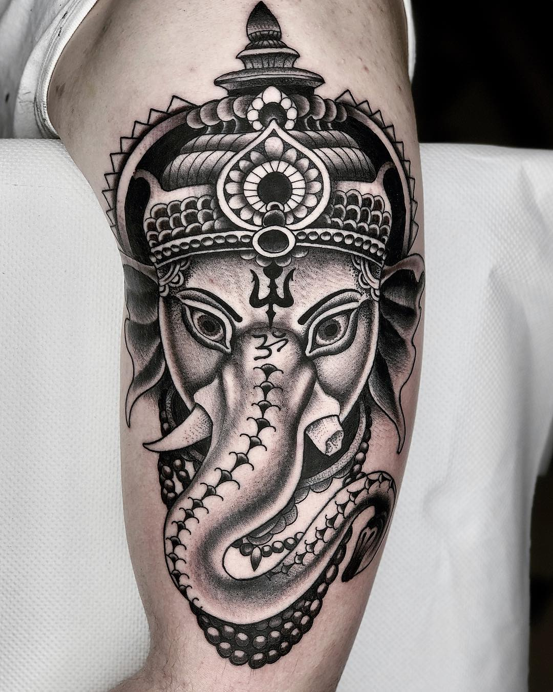 michelich black and grey tattoo artist london 07