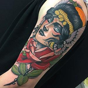 Myles Vear Neo Traditonal Tattoos