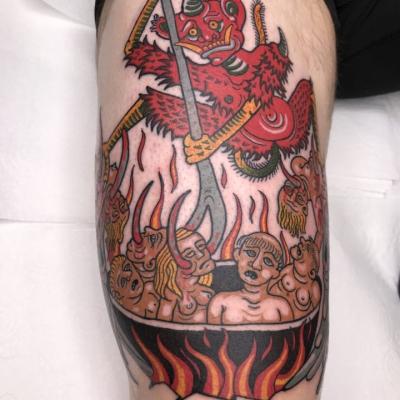 Stir the Pot Tattoo